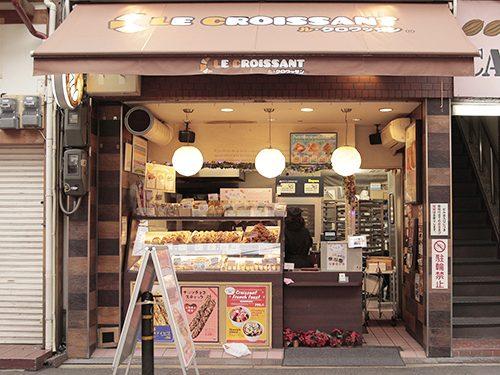 ル・クロワッサン心斎橋店